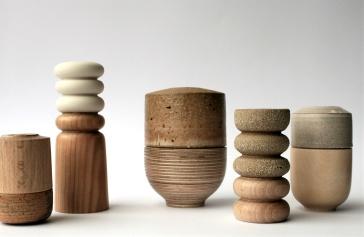 KVEIK og MAKE, Steingods og kryssfiner © Barmen&Brekke 2016