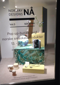 Norway Designs NÅ Vol. 3 Seksten